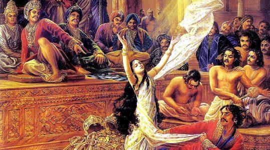 The Mahabharata storytelling with Tulsi