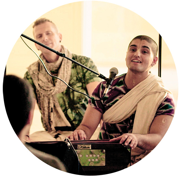 kirtan, Bhakti, Beirut, Lebanon, Hare Krishna, Krsna, spiritual music, maha-mantra